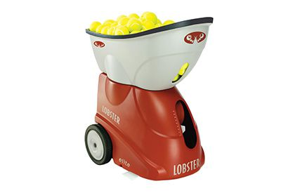 Lobster Elite tennisbal machine